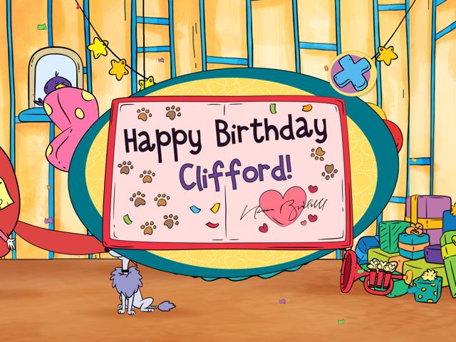 Clifford-7