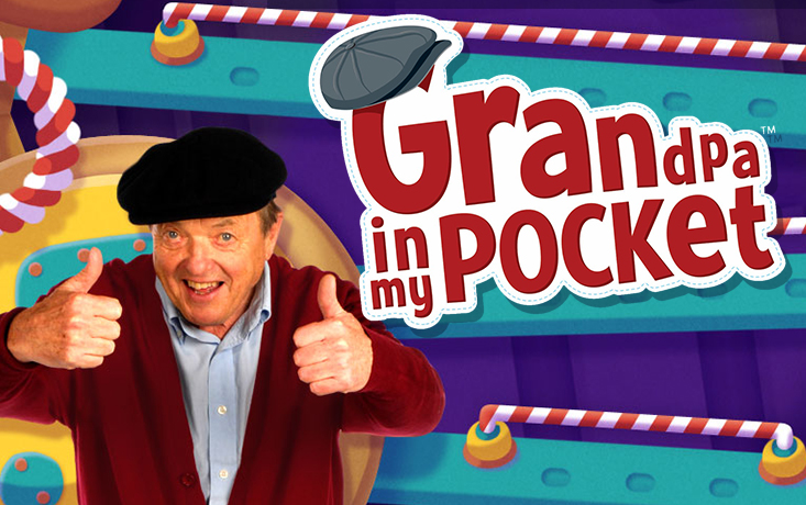 Grandpa in my Pocket