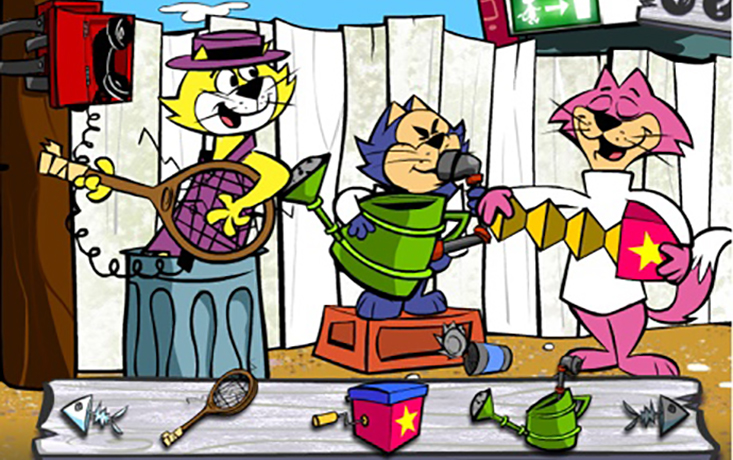 Top Cat Alley Band
