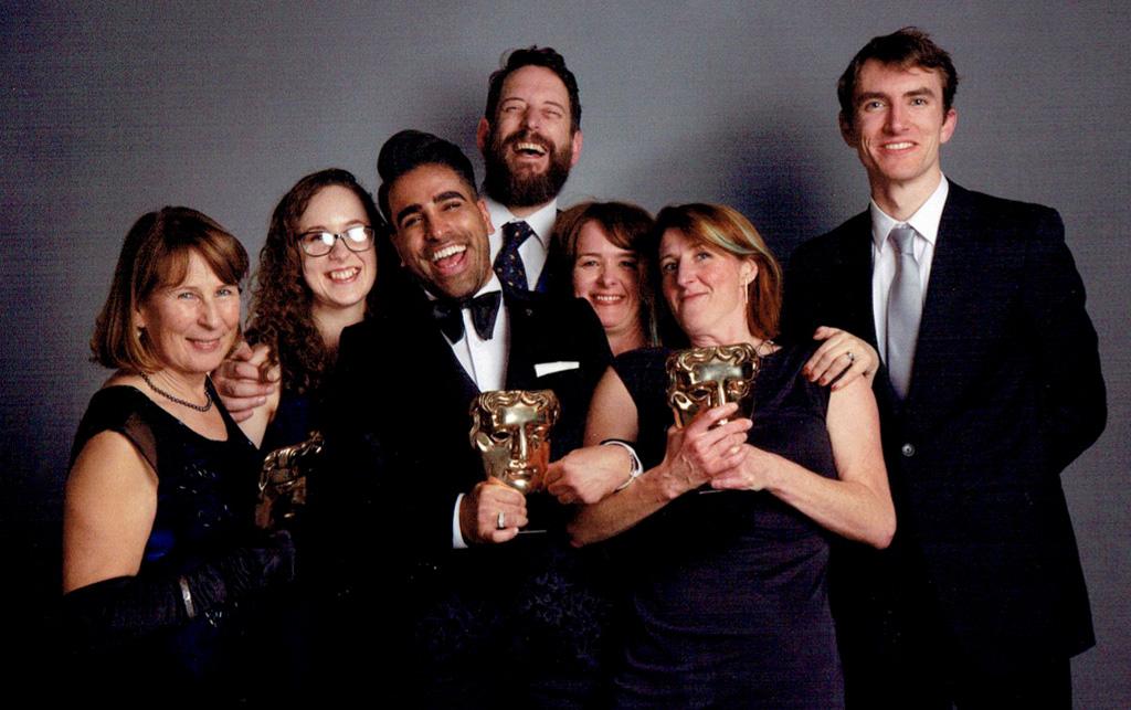 BAFTA win number 4
