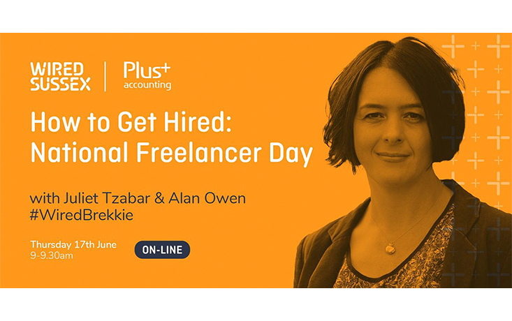 Wired Sussex Breakfast Sessions: How To Get Hired.